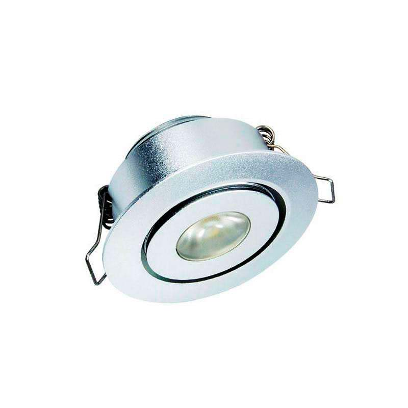 Downlight MORGON SLIM LED 3W, Blanco cálido